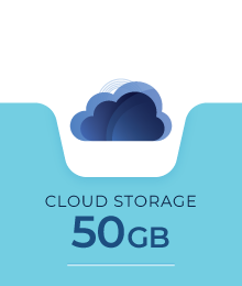 Cloud Backup 50 GB - Dewaweb