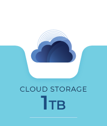 Cloud Backup 1 TB - Dewaweb
