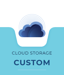 Cloud Backup Custom - Dewaweb