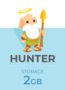 Hunter - Cloud Hosting Murah Dewaweb