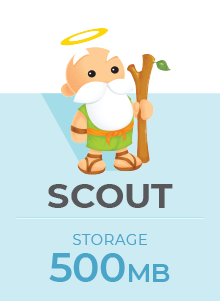 Scout - Cloud Hosting Murah Dewaweb
