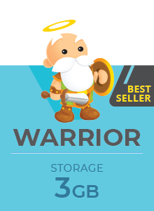 Warrior - Cloud Hosting Murah Dewaweb