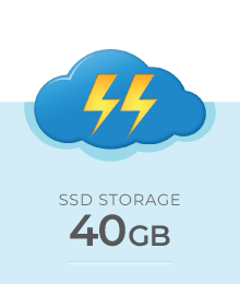 Cloud SSD VPS Windows Murah 40 GB - Dewaweb