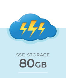 Cloud SSD VPS Windows Murah 80 GB - Dewaweb
