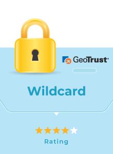 GeoTrust TrueBusinessID Wild Card - SSL Murah Dewaweb