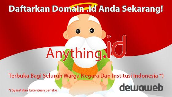 Domain .id Murah