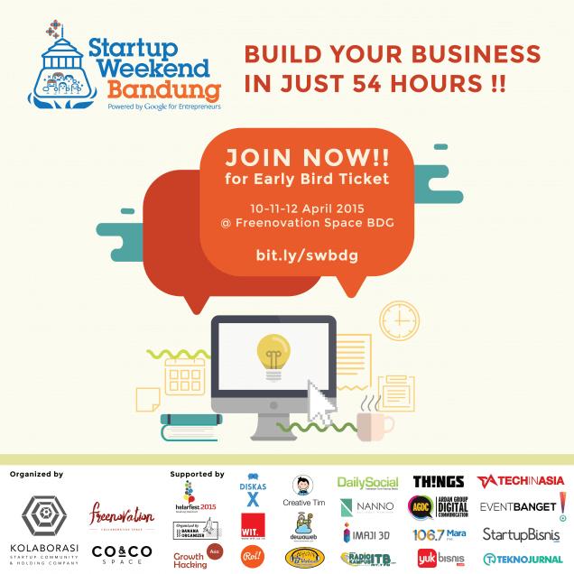 Startup Weekend Bandung