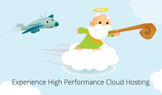 High Performance Cloud Hosting Dewaweb