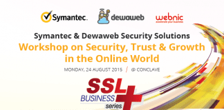 Dewaweb – Workshop on Security, Trust and Growth in the Online World