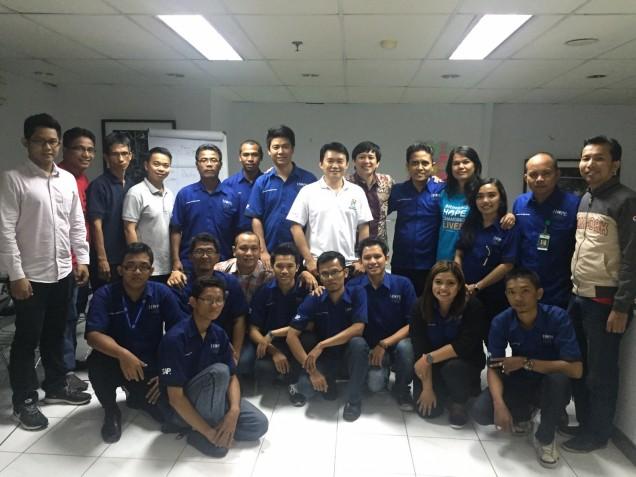 Workshop Dewaweb untuk HOPE Computer Training