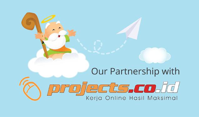 Projects.co.id - Partnership - Dewaweb