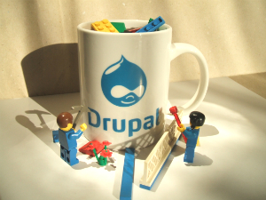 Modul - Drupal - Dewaweb