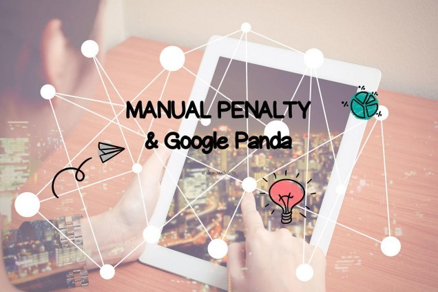 Google Panda - Manual Penalty