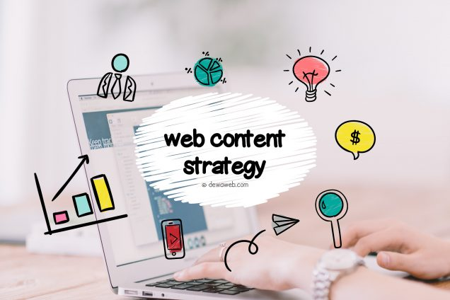 Strategi Marketing untuk meningkatkan Traffic Web atau Blog