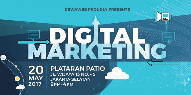 Dewatalks Digital Marketing - Strategi dan Pengalaman Pakar ...
