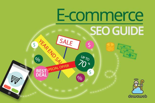 eCommerce SEO Guide - Blog Dewaweb