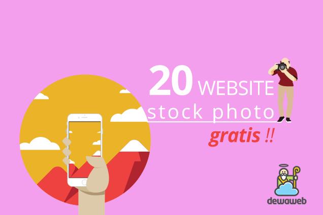 20 Website Stock Photo Gratis - Blog Dewaweb