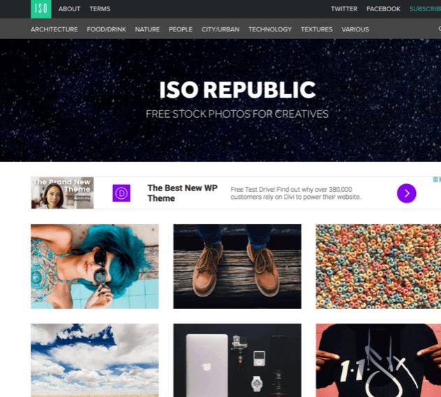 ISO Republic