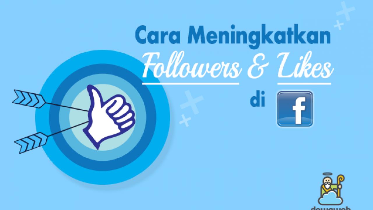 Cara Meningkatkan Followers Dan Likes