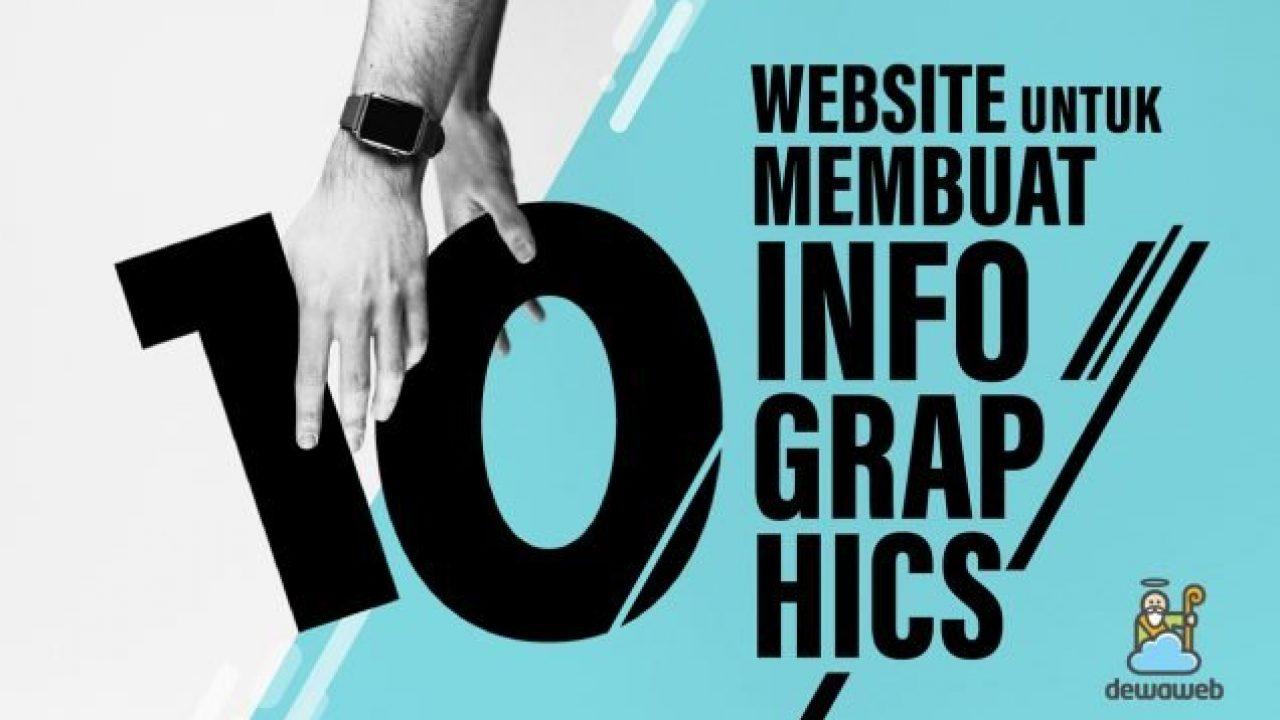 10 Website Gratis Membuat Infografik Dengan Mudah