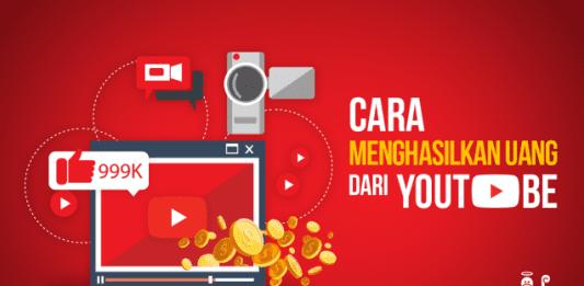 Cara Menghasilkan Uang dari YouTube - Blog Dewaweb