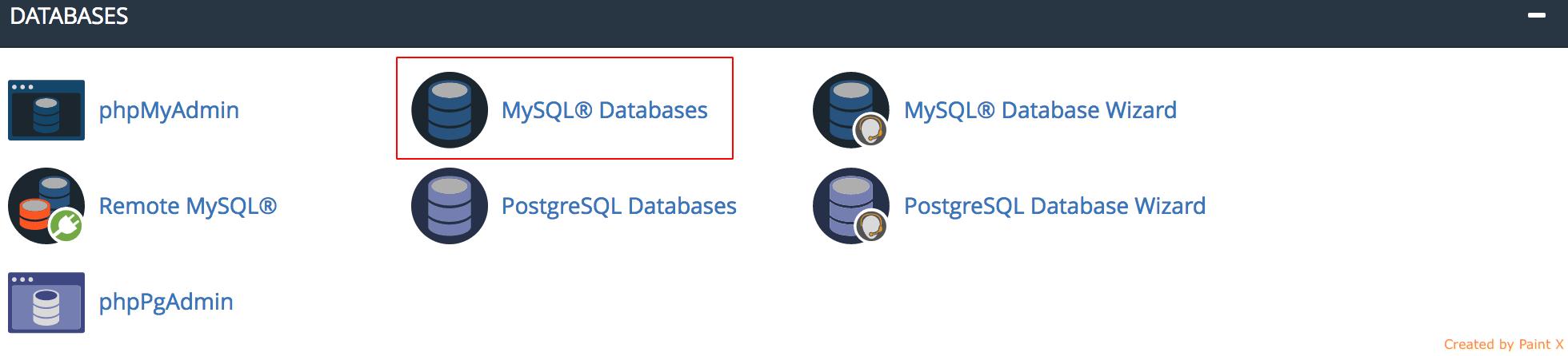 MySQL-Databases