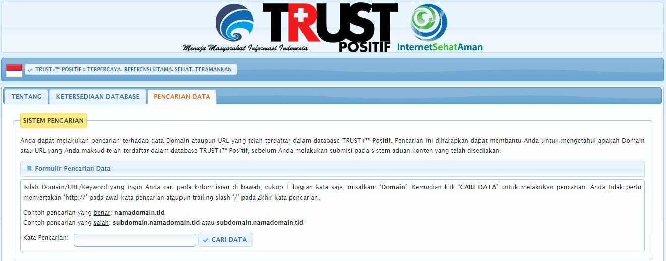 Trust-Positif
