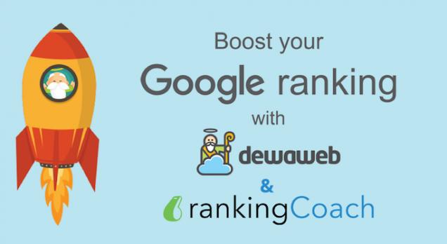 Tutorial Login RankingCoach via Client Area Dewaweb