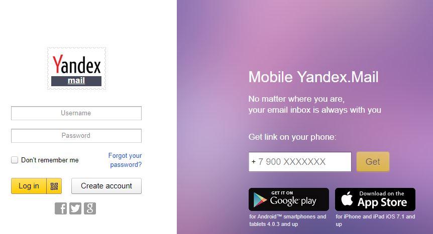 Yandex-Email