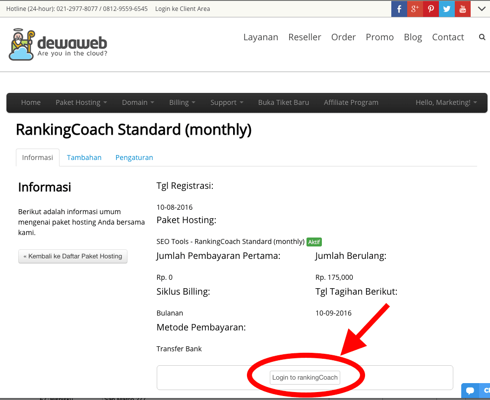 step-5-klik-login-to-rankingCoach