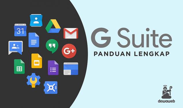 Google Apps & G Suite - Blog Dewaweb