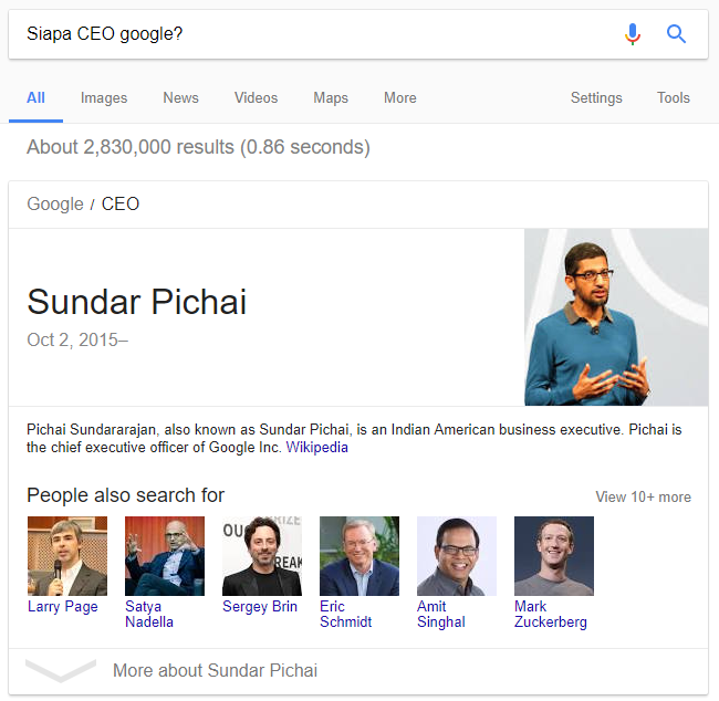 Hasil-Google-Snippet-CEO-Google