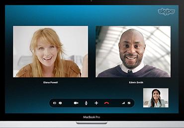Skype-Video-Call