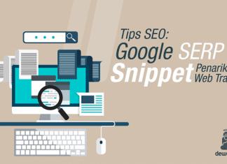 Tips SEO Google SERIP Snippet - Blog Dewaweb