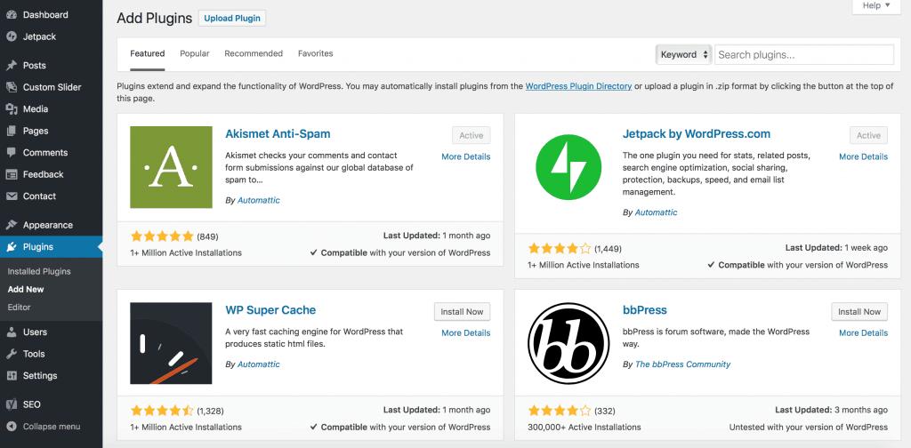 Directory Plugin WordPress Dewaweb