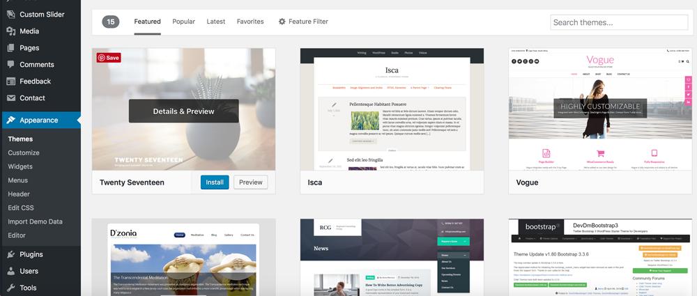 Install-Theme-WordPress-Dewaweb