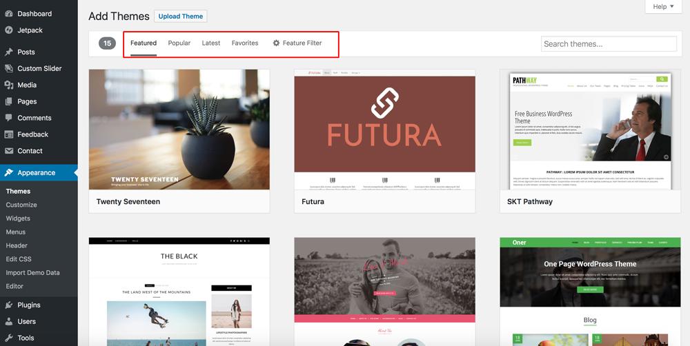 Kategori-Theme-WordPress-Dewaweb