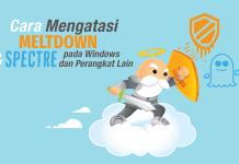 cara mengatasi meltdown dan spectre pada windows dan perangkat lainnya