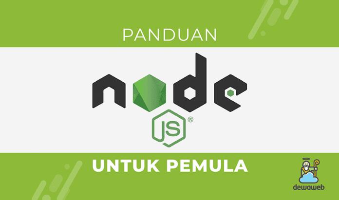 Panduan Node JS untuk pemula dewaweb
