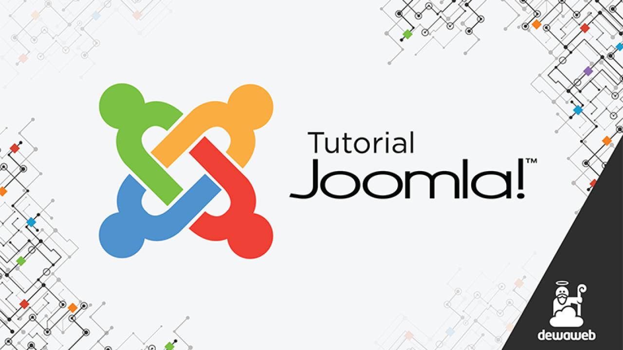Tutorial Joomla: Instalasi dan Fitur-fiturnya   Blog Dewaweb