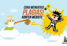 Cara Mengatasi Plagiasi Konten Website