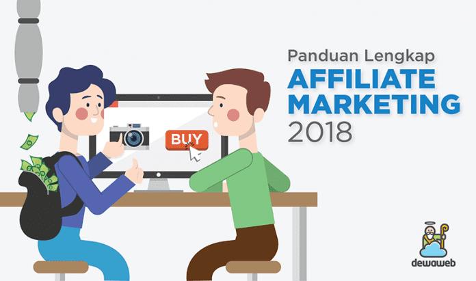 Affiliate Marketing-Panduan Lengkap 2018 Dewaweb