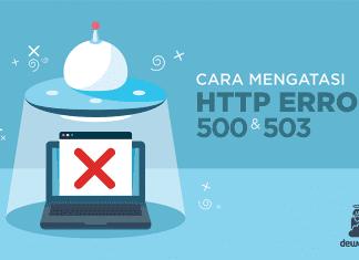 Cara Mengatasi Http Error 500 Dan Http Error 503 Blog Dewaweb