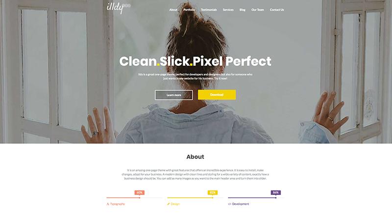 Template-WordPress-Shapely