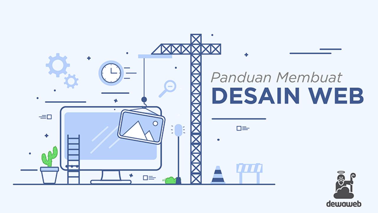 Panduan Membuat Desain Web | Blog Dewaweb