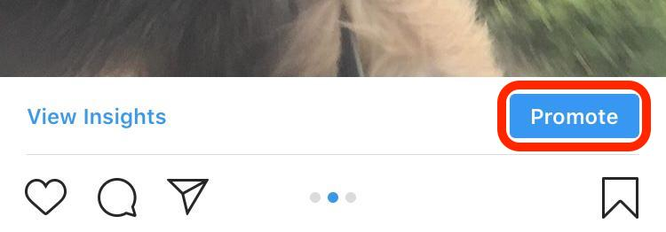 instagram ads promote