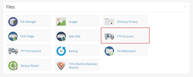 cPanel-FTP-Account-Dewaweb