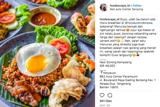 Cara Sukses Jadi Food Blogger Seperti The Food Escape - Dewaweb