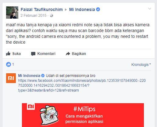 Facebook Ask Group
