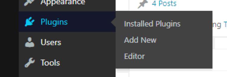 Installed-Plugins